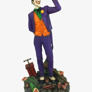 Figurine DC Comics The Joker Gallery 23cm