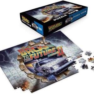 Puzzle Retour vers le futur II 1000 pièces