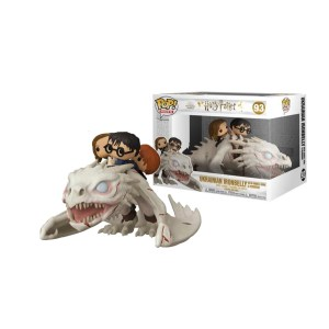 Funko Pop Harry Potter Dragon (Harry, Ron et Hermione)- 93