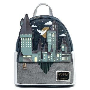 Mini Sac à Dos Loungefly Harry Potter Poudlard