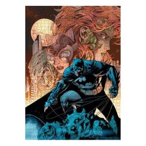 Puzzle Dc Comics Batman & Catwoman 1000 pièces
