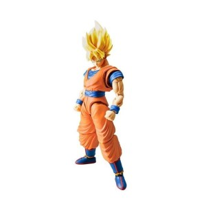 Maquette Figure Rise Dragon Ball Z Super Saiyan Son Goku (Renew)