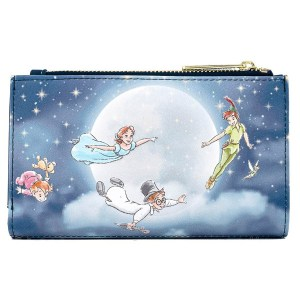 Portefeuille Loungefly Disney Peter Pan Second star