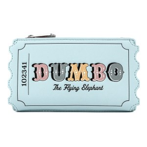 Portefeuille Loungefly Disney Dumbo Circus Ticket