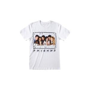 T-Shirt FRIENDS Milkshake