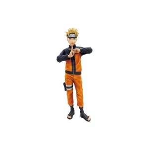 Figurine Naruto Grandista Nero Banpresto