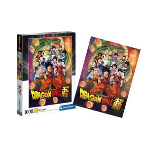 Puzzle Dragon Ball Super Characters 1000 pièces