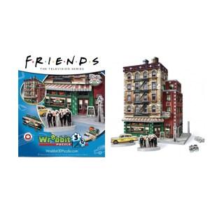 Puzzle 3D Friends Central Perk 440 pièces