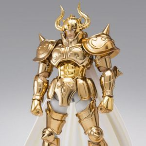 Figurine Saint Seiya Myth Cloth ex Aldebaran du Taureau OCE
