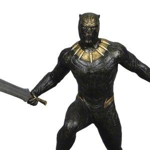 Figurine Marvel Black Panther Erik Killmonger