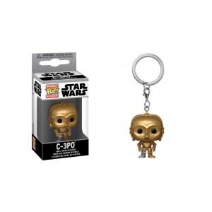 Porte clé Funko pop Star Wars – C-3PO