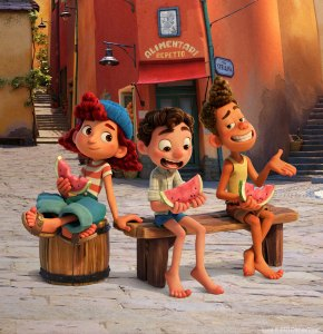 Disney Pixar LUCA – Entre terre et mer !