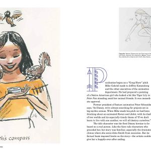 Livre Disney The Disney Princess
