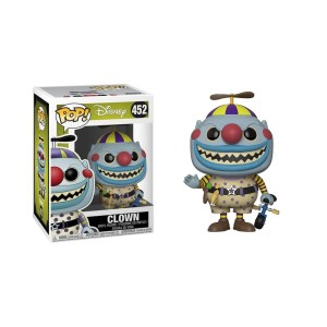 Funko Pop Disney l'étrange Noël de Mr. Jack Clown – 452