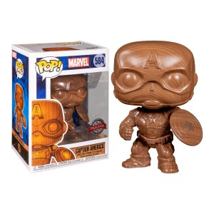 Funko Pop Marvel Captain America Collection Bois – 584