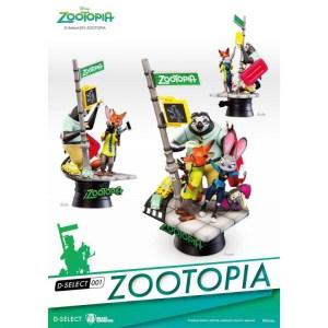 Figurine Disney D-Stage Zootopie