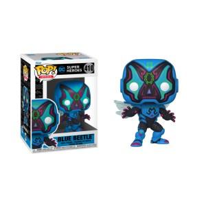 Funko Pop Dia de Los DC Blue Beetle – 410