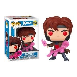 Funko Pop Marvel Gambit GITD – 553