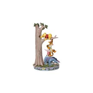 Figurine Disney Winnie l'ourson Arbre à miel