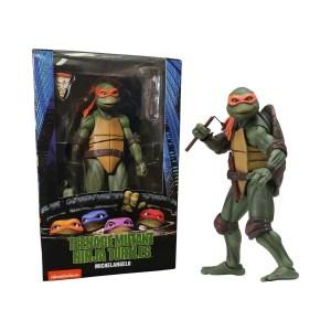 Figurine Les Tortues Ninja Michelangelo