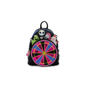 Mini Sac à Dos Loungefly Disney Oogie Boogie Wheel