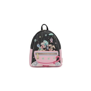 Mini Sac à Dos Loungefly Disney Alice very Unbirthday