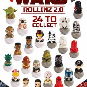Figurine Star Wars Rollinz 2.0 sachet mystère