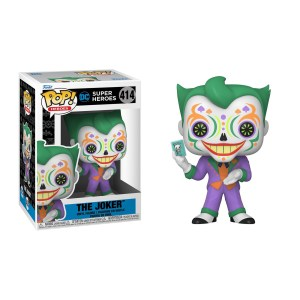 Funko Pop Dia de Los DC The Joker – 414