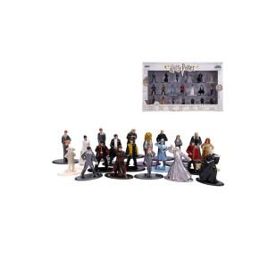 Lot de 20 Figurines métal Nanofigs HARRY POTTER série 4