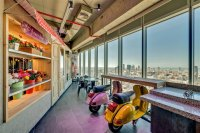 Tel Aviv Google Office | Beautiful Interiors