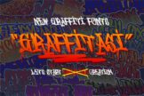 Last preview image of Graffitasi – Stylish Graffiti Fonts