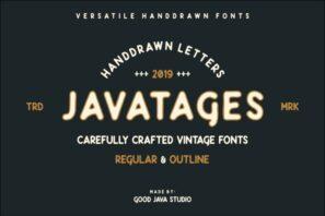 Javatages Bold