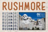 Last preview image of Rushmore
