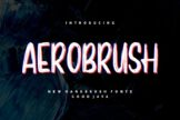 Last preview image of Aerobrush