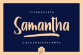 Last preview image of Samantha