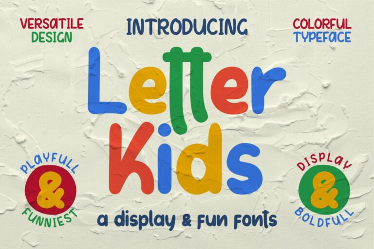 Preview image of Letter Kids