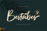 Last preview image of Bestvibes – Handwritten