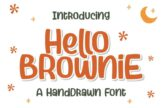 Last preview image of Hello Brownie