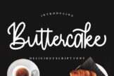Last preview image of Buttercake