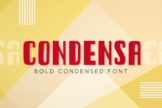 Last preview image of Condensa – Two Styles
