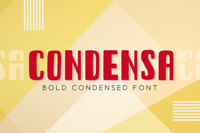 Preview image of Condensa – Two Styles