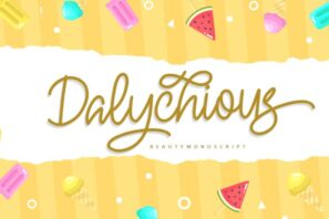 Dalychious - Beauty Monoscript