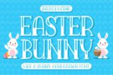 Last preview image of Easter Bunny