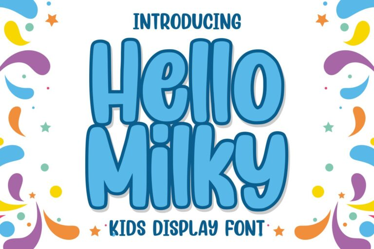 Preview image of Hello Milky