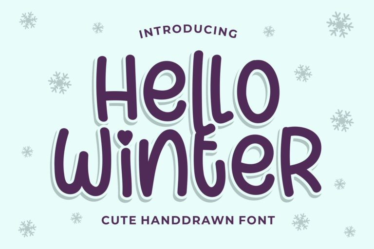 Preview image of Hello Winter