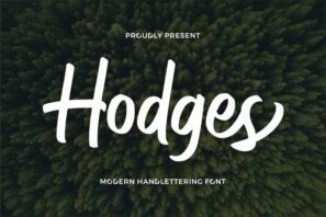 Hodges - Modern Handlettering