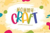 Last preview image of Mommy Crafts – Quirky 2 Style