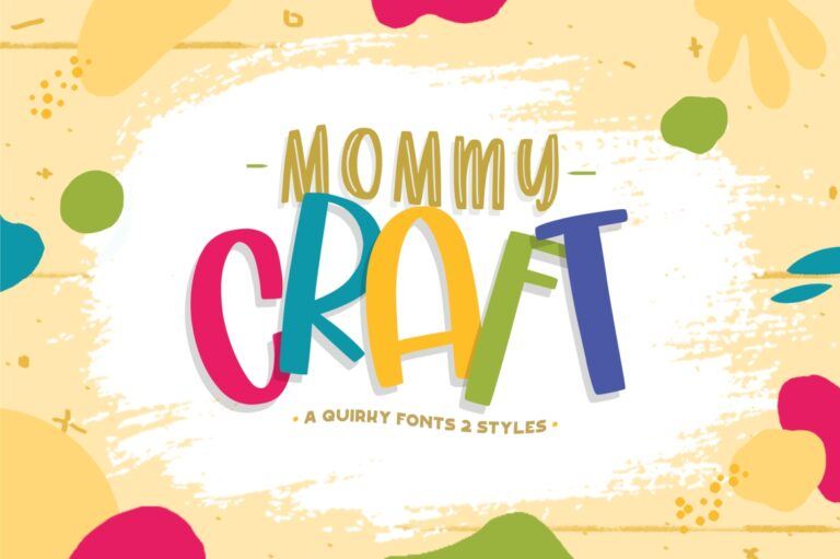Preview image of Mommy Crafts – Quirky 2 Style