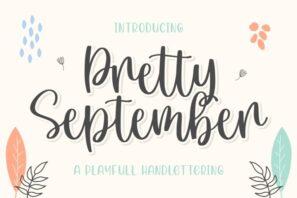 Pretty September