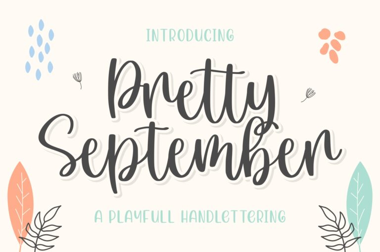 Preview image of Pretty September